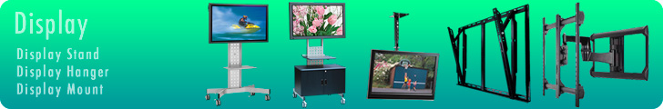 フラットディスプレイ(薄型テレビ)関連製品のバリエーションイメージ