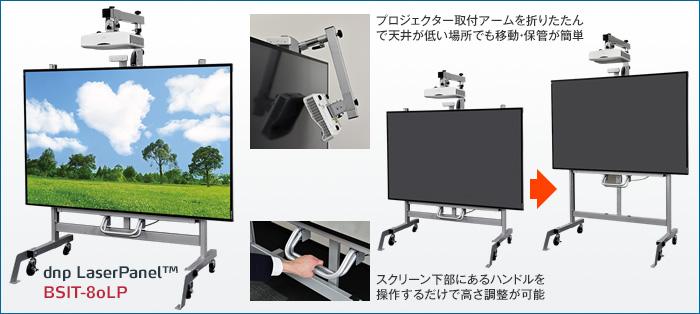 dnp LaserPanel™ BSIT-80LP フォト