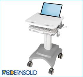 ノートPC用移動式医療カートHC-100SAフォト